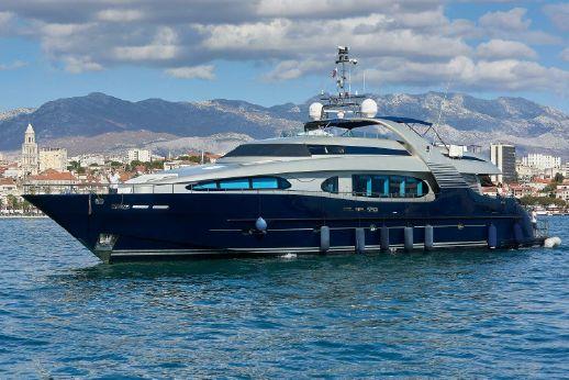 2009 Oceanline 127 Blue Mamba