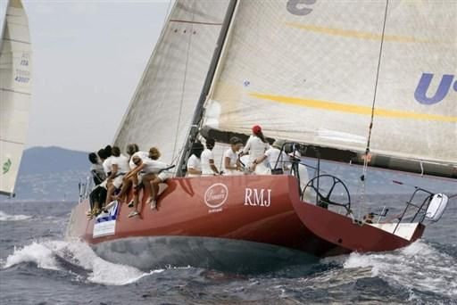 2003 Goetz Custom Boats Bruce Farr 53