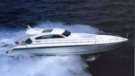 2006 Cantiere Navale Arno Leopard 23 ht