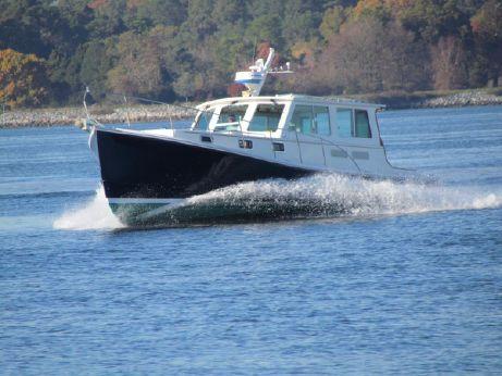 2005 Campbell Downeast  Duffy Sedan Cruiser