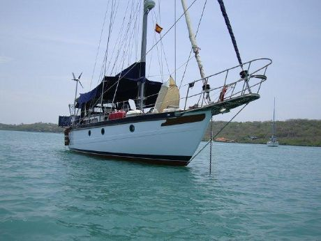 1987 Formosa Spindrift Pilot House