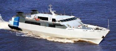 1994 Custom Fast Mono RoPax Ferry