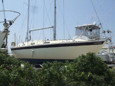 1984 Westerly Corsair 36 Ketch