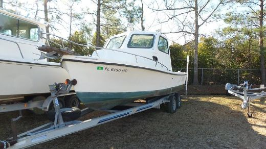 1992 Atlantic Boats 23 Cabin