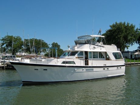 1978 Hatteras Classic 53'