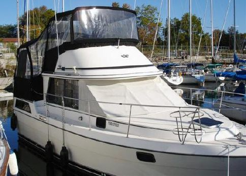 1986 Prowler 10m Sundeck