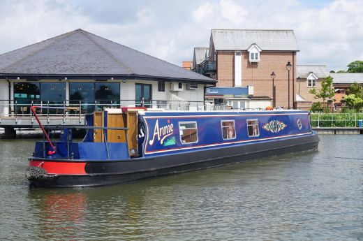 2011 Xr And D 58ft Narrowboat