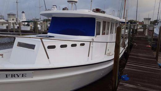1984 Boatyard Lugger