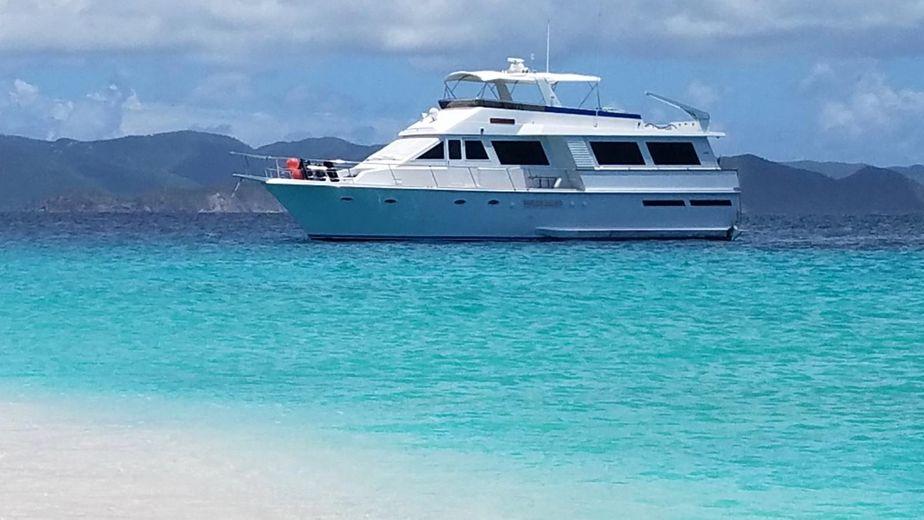 1989 Viking Power Boat For Sale - www yachtworld com