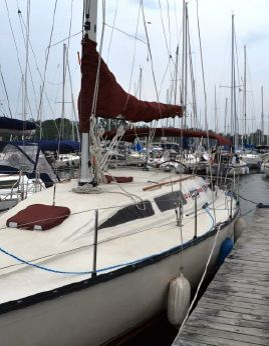 1989 Mirage Yachts 39