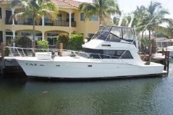 1984 Hatteras 52 Convertible Rebuilt Engines!!!