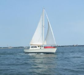 1969 Sea Sailor 30