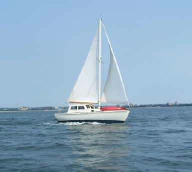 1969 Sea Sailor 30
