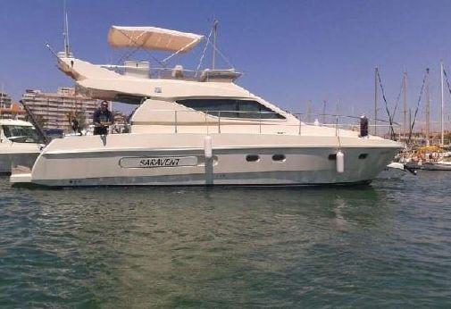 1998 Ferretti Yachts 42