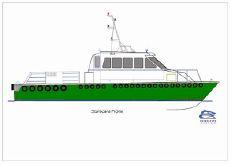 2015 Challenge 15m Crew Boat