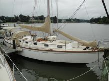 1986 Cape Dory 36