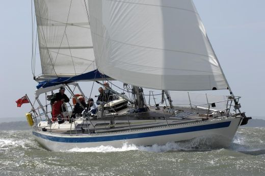 1987 Sweden Yachts 41