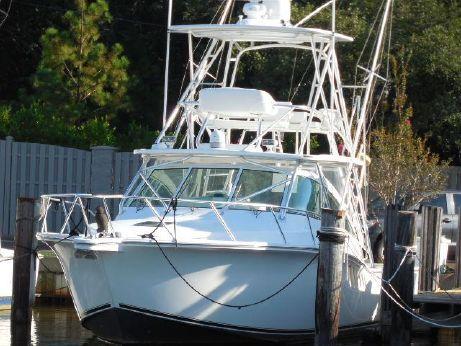 2009 Albemarle 360 Express Fisherman