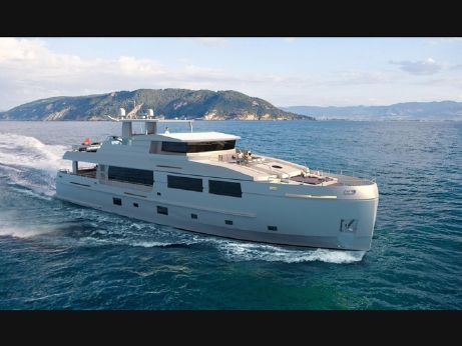 2018 Mengi Yay Trawler 32M II