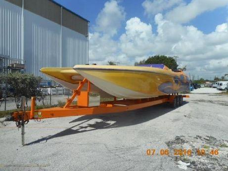 2009 Ocean Express 38 Cat