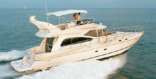 2002 Cruisers Yachts 5000 Sedan Sport