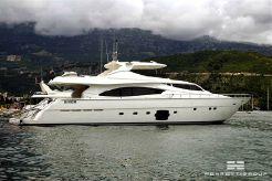 2007 Ferretti 881 HT