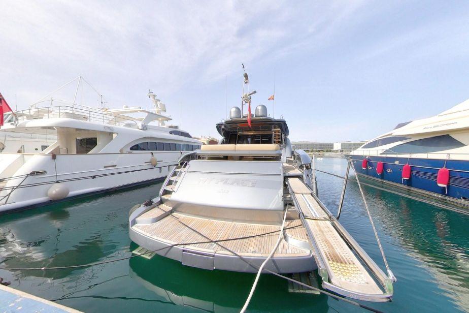 2010 Riva 86 DOMINO Power Boat For Sale