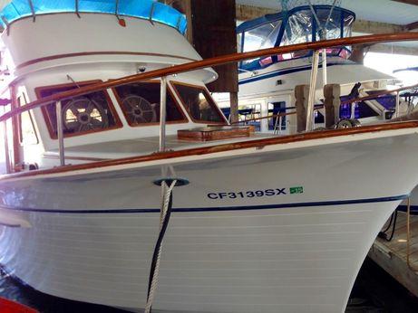 1979 Kha Shing Aft Cabin Trawler