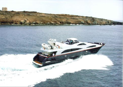 2001 Astondoa 95 GLX