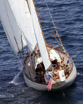 1956 Concordia Fractional Rig Yawl