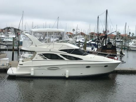2008 Silverton 38 Sport Bridge