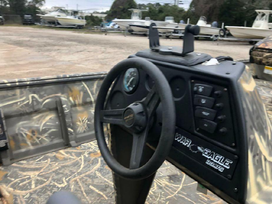 2014 War Eagle 1648 Power Boat For Sale - www yachtworld com