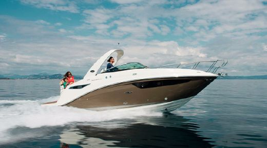 2014 Sea Ray 265 Sundancer