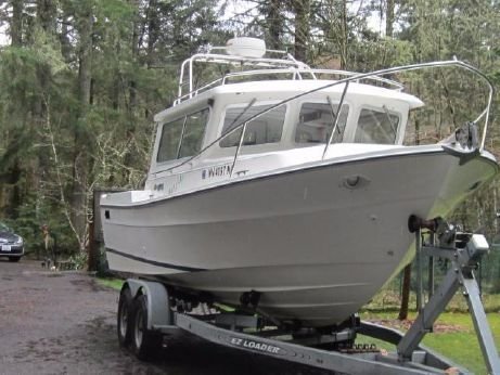1999 Sea Sport 22 Sportsman Limited