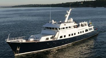 1984 John Nylen 152ft Long Range Luxury Motor Yacht