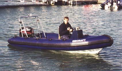 2002 Ribcraft 4.8
