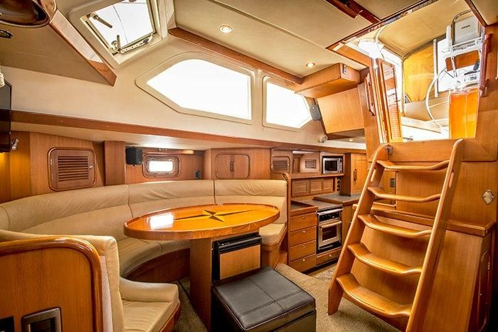 Tayana 58 Sailboat for sale in Long Beach