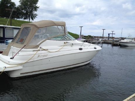 1998 Cruisers Yacht 2870 Rogue