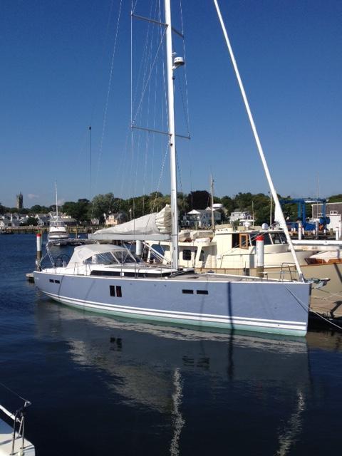 2013Hanse Yachts 545