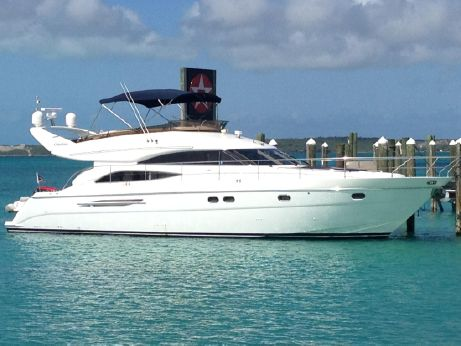 2008 Viking Princess 61 SPORT CRUISER  PRINCESS