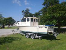 1994 Parker Extended Cabin