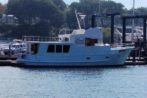 1980 Broadfire 50 Trawler