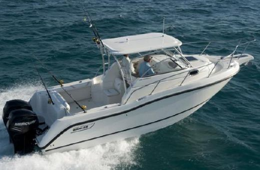 2011 Boston Whaler 255 Conquest
