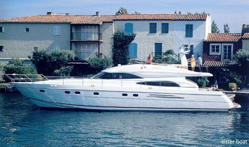 1999 Princess 66 [MF21000]