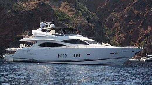2008 Sunseeker Yacht 90