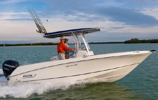 2016 Boston Whaler 220 Outrage