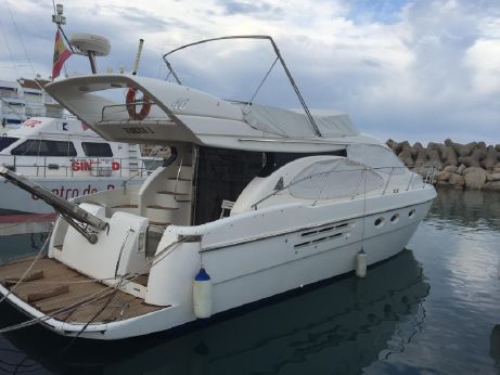2000 Azimut Yachts 46' FLY