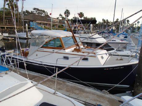 1989 Coastal Downeast Cruiser