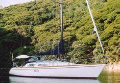 1982 Custom Brin Wilson 12m Sloop/Cutter