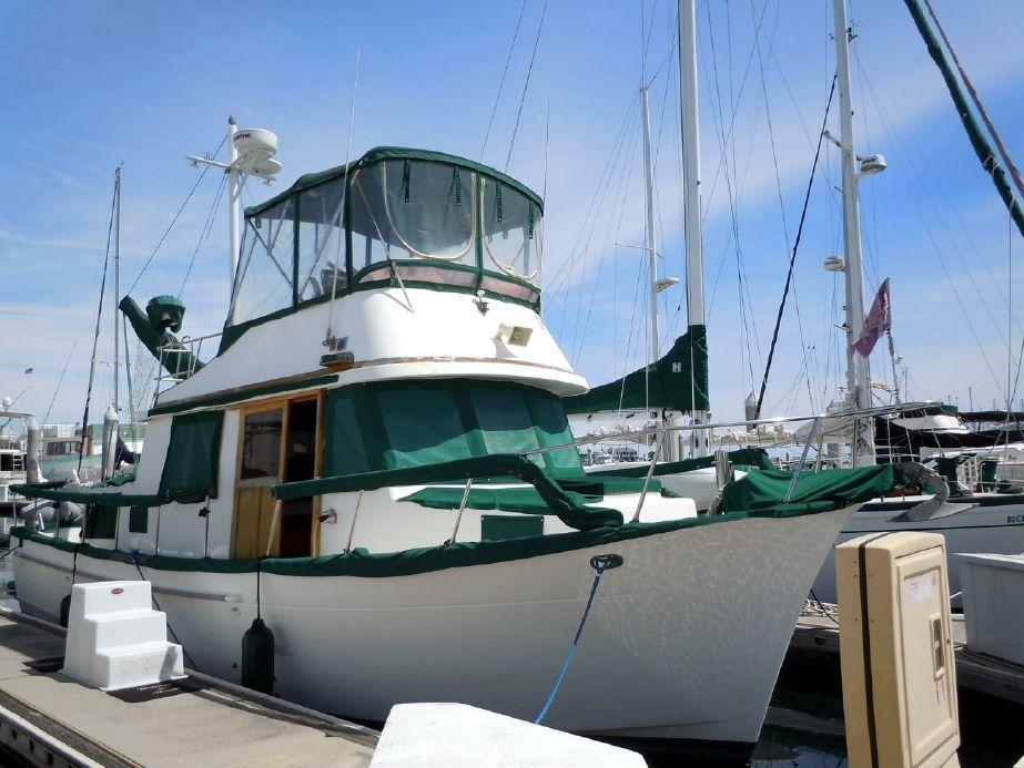 1984 chb trawler